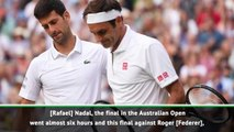 Wimbledon final most demanding match I ever played- Djokovic