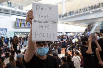 Hong Kong Unrest Worsens: What Is the Endgame?
