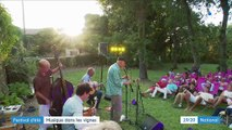 Festival d'été : savourer la musique et les vins