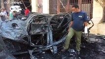 Tres funcionarios de la ONU  mueren en un atentado con coche bomba en Libia