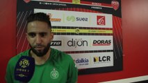 """Ryad Boudebouz : """"J'espère pouvoir encore aider l'équipe à gagner"""""""