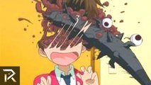 10 Shocking Ways ANIME Characters Lost Their Lives