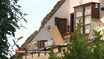 De nouvelles images terrifiantes de la tornade qui s'est abattue sur l'Est de la France et sur le Luxembourg: On a frôlé la catastrophe !