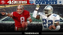 A Bad Blood Rivalry Rematch! (49ers vs. Cowboys, 1993 NFC Championship)