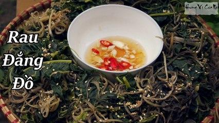 Making Steamed Bitter Vegetables (Extremely Good For Health) - Vietnam Unique Food