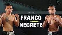 Franco vs Negrete 3 Post Fight Highlights