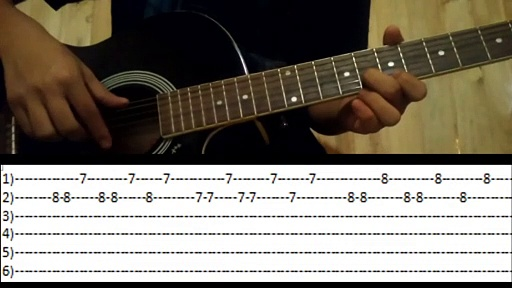 Wake me up when september ends – Green Day   Guitar solo – Tabs