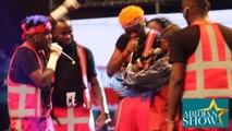 Concert Kiff no Beat, Tonton kouakou sur scène