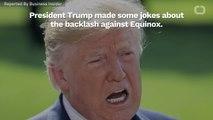 Trump Raised $12 Million At Equinox Chairman's Fundraiser