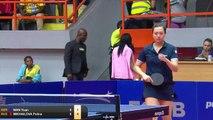 Wan Yuan vs Polina Mikhailova   2019 ITTF Nigeria Open Highlights (1/4)