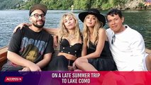 Brody Jenner's Ex Kaitlynn Carter Heats Up Lake Como With Miley Cyrus Post-Breakup