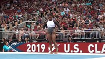 Simone Biles – Floor Exercise – 2019 GK U.S. Classic – Senior Competition