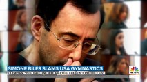 Emotional Simone Biles Blasts USA Gymnastics_ 'You Had 1 Job' _ TODAY