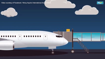 Why airport authorities stop ramp operations