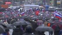 Mobilisation record à Moscou