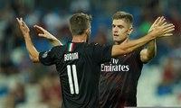 Suso e Borini: il Milan vince in Kosovo