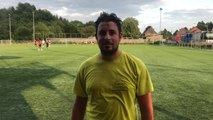 Foot - P3 : l'interview insolite d'Adriano Campagna d'Elouges-Dour