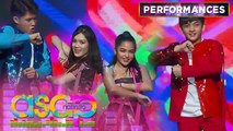 The Gold Squad's SethDrea vs. KyCine dance showdown | ASAP Natin 'To