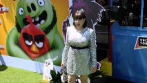 "Rachel Bloom ""The Angry Birds Movie 2"" Green Carpet"