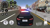 Real Police Car Driving v2 - New Police Car Simulator Games - Android Gameplay Video