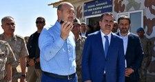 Cumhurbaşkanı Erdoğan, Bakan Soylu aracılığıyla Mehmetçik'e bayram mesajı yolladı