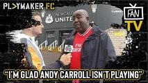 Fan TV | AFTV's Robbie previews Newcastle v Arsenal