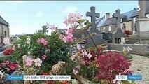 Cimetière : une balise GPS confond les voleurs de fleurs