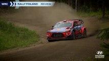 Resumen del Rally de Finlandia de Hyundai