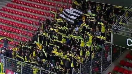 28/01/17 : SRFC-FCN : Tifo RCK
