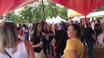 Ambiance au Summer Music Festival à Boussu