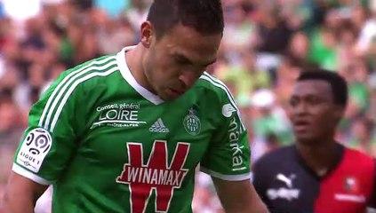24/08/14 : ASSE-SRFC : penalty manqué Erding (41')