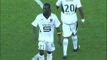 16/08/09 : OGCN-SRFC : première entrée Yann M'Vila (80')