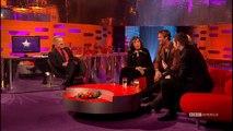 Chris Hemsworth Survived Prison - The Graham Norton Show