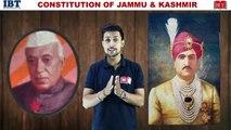 Constitution of J & K  Article - 370  आर्टिकल 370 क्या है जानिए डिटेल में