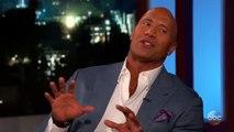Dwayne Johnson Relives His Criminal Past