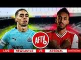 Newcastle 0-1 Arsenal | Live Watchalong | Ft Lumos & Bhav