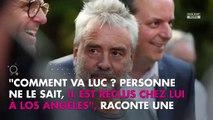 """Luc Besson au plus mal ? Le réalisateur serait """"reclus chez lui"""""""