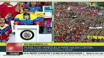 Nicolás Maduro: No nos derrotarán y seguiremos adelante