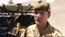 HRH The Duke of York visits Afghanistan