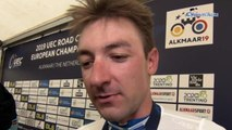 Championnats d'Europe - Elia Viviani champion d'Europe sur route 2019
