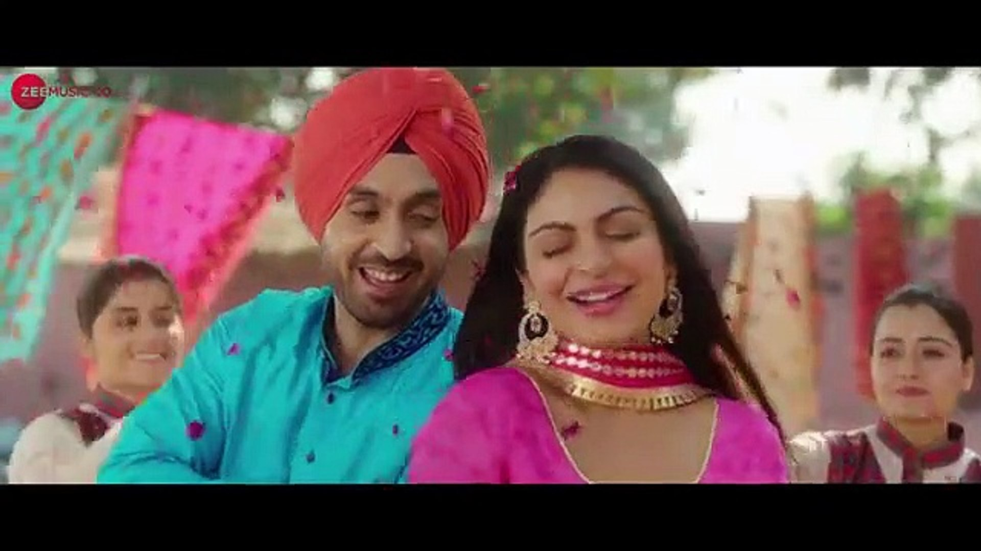 || MEHNDI - Behind The Scenes - SHADAA - Diljit Dosanjh & Neeru Bajwa – Latest Punjabi songs 201