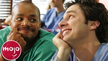 Top 10 Times J.D. and Turk from Scrubs Were BFF Goals