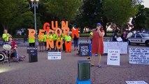 Washington : des veillées aux chandelles pour commémorer le drame d'El Paso