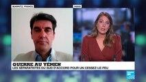 Guerre au Yémen : Les séparatistes du sud d'accord pour un cessez-le-feu