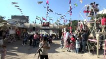GAZİANTEP Azez'de bayram coşkusu