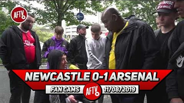 Newcastle 0-1 Arsenal  | We Lacked Energy When Shelvy Came Off! (Newcastle Fan)