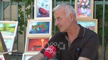 RTV Ora – Jeta përmes telajos, piktori pogradecar siguron të ardhurat përmes pasionit
