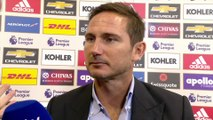 """We got a reality check"" 