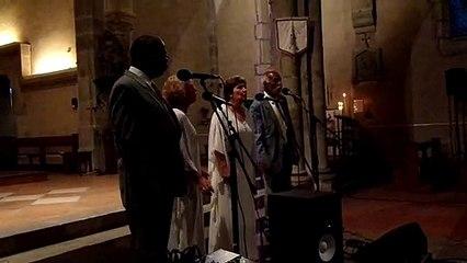Festival de gospel à Toulon-sur-Arroux