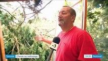 Luxembourg : après la tornade, des maisons menacées d'effondrement